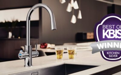 HydroTap Wins Best of KBIS Silver Award