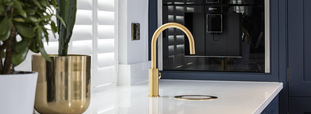 HydroTap perfect fit for interior project